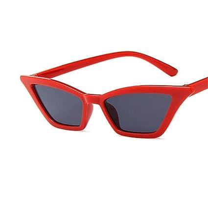 BABIFIS Gafas de Sol Europeas y Americanas del Ojo de Gato ...