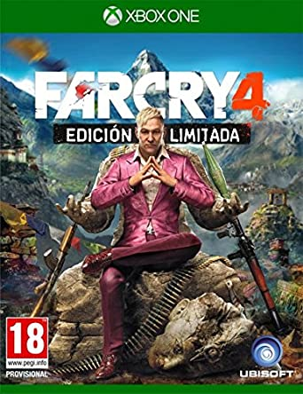 Far Cry 4 - Limited Edition: Amazon.es: Videojuegos
