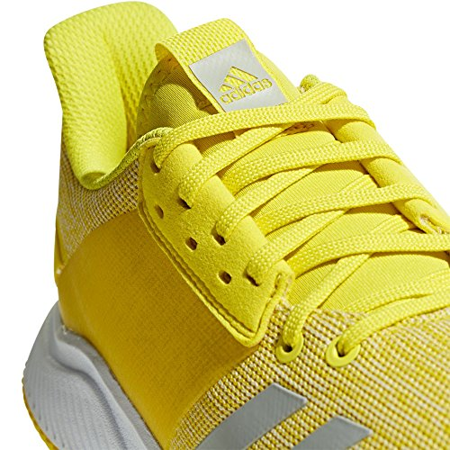 Chaussures Team Crazyflight placen ftwbla Volleyball Adidas amasho Femme Jaune De 000 SxHqd5ECw