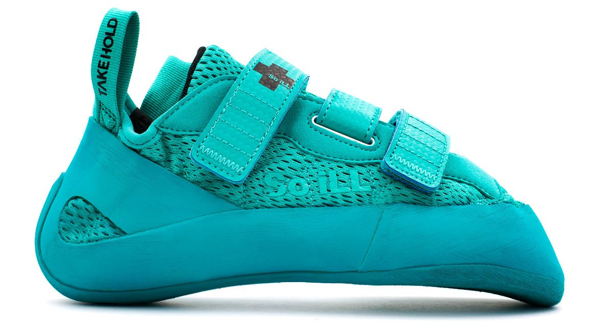 So iLL Runner Climbing Shoe (6.5) Teal by So iLL