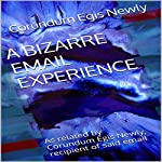 A Bizarre Email Experience: As Related by Corundum Egis Newly, Recipient of Said Email | Corundum Egis Newly