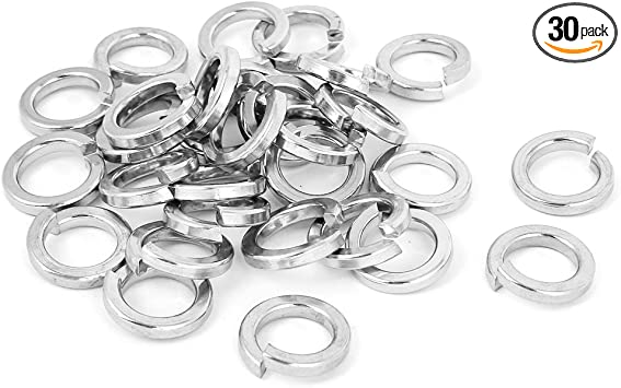 316 Stainless Steel Spring Washer 1//2-200 washers