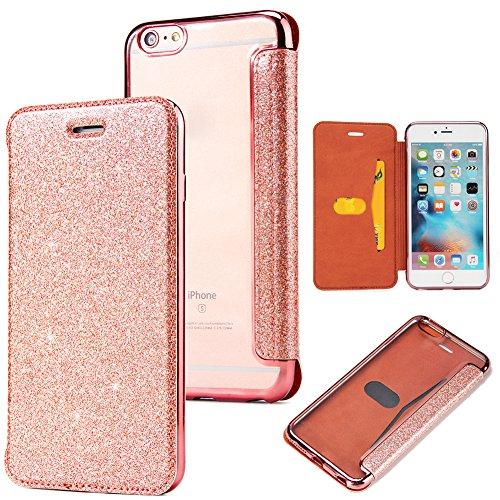 ShiningLove iPhone 6/6S Case, Fashion Shimmer Gliter