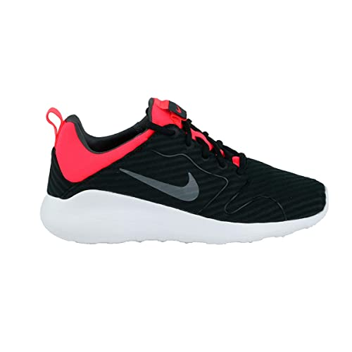 half off 373f6 ae7ca Nike Men s Kaishi 2.0 SE Black Solar Red Running Shoes (844838-006)
