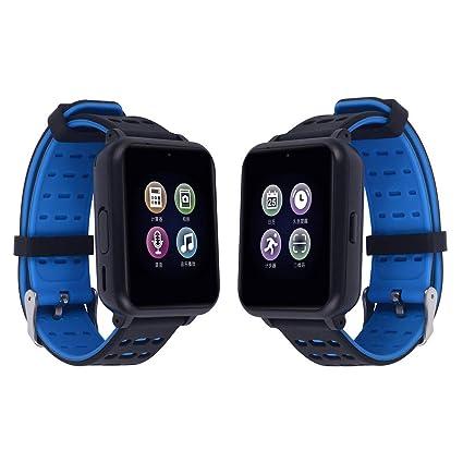 Reloj Inteligente Mujer Hombre Niños Smartwatch Pulsera de ...