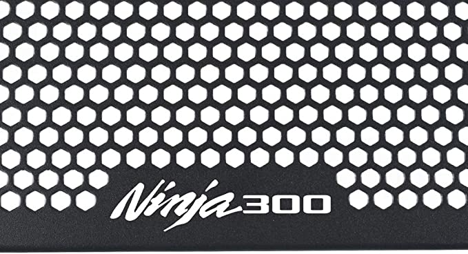 Ninja 300 Motorrad Aluminiumlegierung Kühlerabdeckung Für Kawasaki Ninja 300 Ninja300 2016 2018 Auto