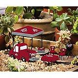 Ohio State University Mini Tailgate Garden Decoration Set