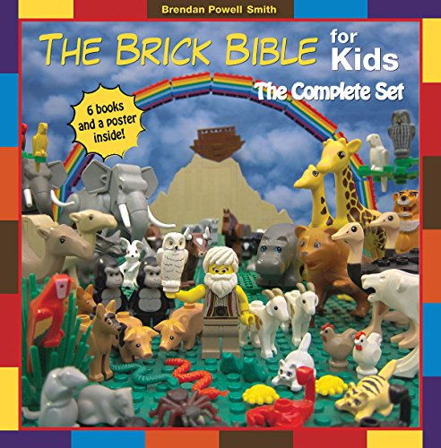 The Brick Bible for Kids Box Set: The Complete Set (Lego Chima Starter Set)