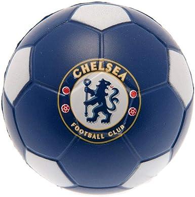 Chelsea FC - Pelota antiestrés - Azul - Talla única: Amazon.es ...