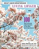 img - for Breast Cancer Breakthroughs: Living Longer book / textbook / text book