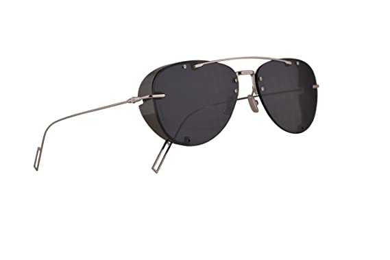 c5df9e529442 Amazon.com: Christian Dior Homme DiorChroma1 Sunglasses Palladium w ...
