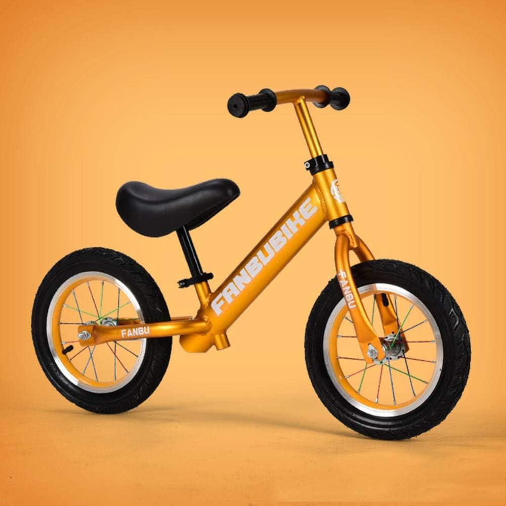 Bicicletas sin Pedales Bicicleta para niños y niñas Los ninos Impulsor Aire Balance Infantil niño Andador Phoenix Espuma roja Wheel_12: Amazon.es: Deportes y aire libre