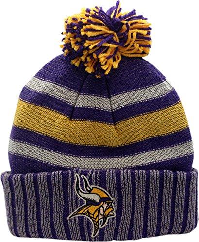 NFL Classics Cuffed Pom Knit Hat - KD97Z 78309e254