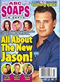 Billy Miller, Linda Elena Tovar, Chad Duell and Kristen Alderson (General Hospital), Jen Lilley (Days of Our Lives) - October 27, 2014 ABC Soaps In Depth Magazine [SOAP OPERA]