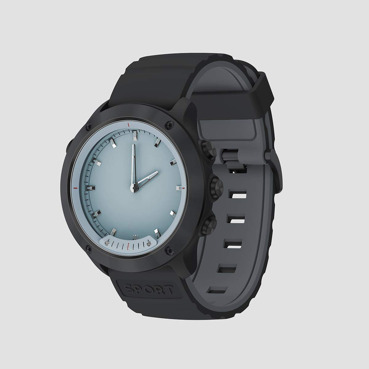 Four Fitness Tracker, GPS Ritmo Cardíaco Smart Watch Relojes ...