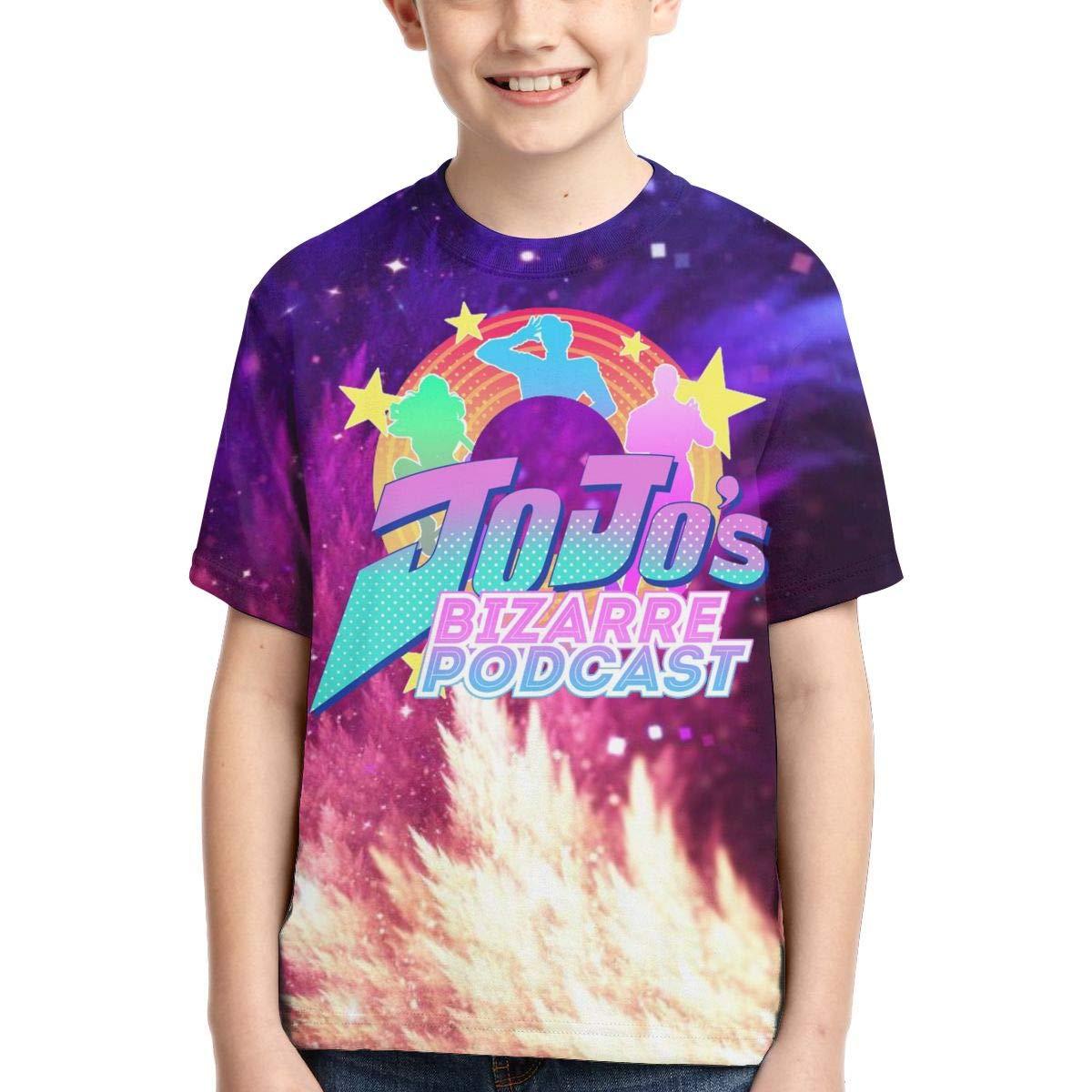 Tenacitee Boys Youth Irish House Heraldry Macgovern T-Shirt Hot Pink Small