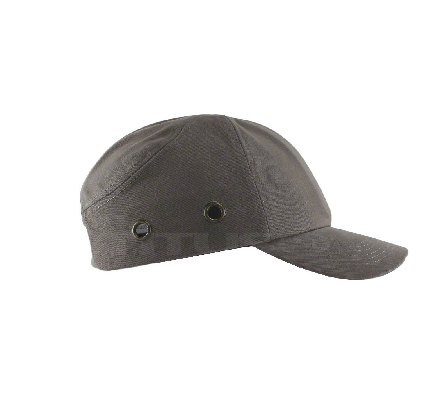 Titus Lightweight Safety Bump Cap - Baseball Style Protective Hat (Grey) by Titus (Image #4)