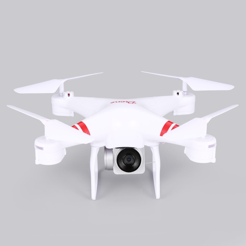 FairytaleMM KY101 RC Drone Gran Angular 720P Cámara Altitude Mantenga sin Cabeza en Modo Quadcopter