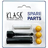 KLASK - SPARE PART KIT - THE OFFICIAL SPARE PART KIT OF THE AWARD WINNING MAGNETIC GAME OF SKILL!