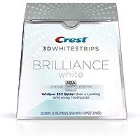 Crest 3D whitestrips Brilliance White 32 strips