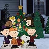 Peanuts Gang Around The Tree Christmas Decoration Review