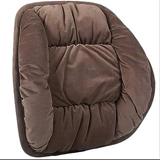Lqqzd Cuscino del Sedile Cuscino di Supporto per Cuscino Auto in Vita, Cuscino per Auto Cuscino Lombare in Cotone Memory Back Cuscino di Seduta (Colore : C)