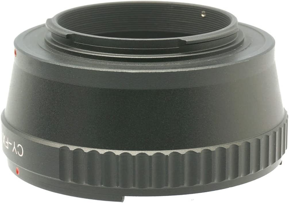 Yashica Lens Adapter for Fujifilm X-Pro1 X-E2S X-T10 Gadget Place Contax