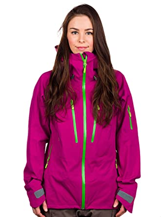 Snow Jacket Women Norrona Lofoten Gore-Tex Pro Jacket  Amazon.co.uk ... b2b82b91b