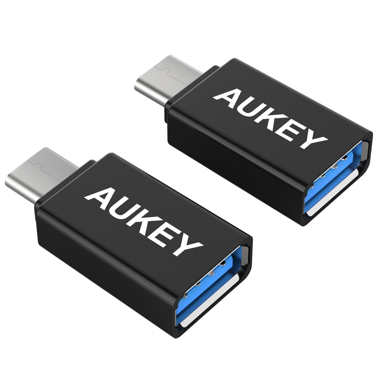 2 in 1 pack anker usb c to micro usb adapter converts usb type c aukey usb c to usb 3 0 adapter 2 pack for macbook google