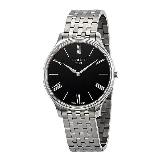 Tissot TISSOT TRADITION T063.409.11.058.00 Reloj de Pulsera para hombres: Amazon.es: Relojes