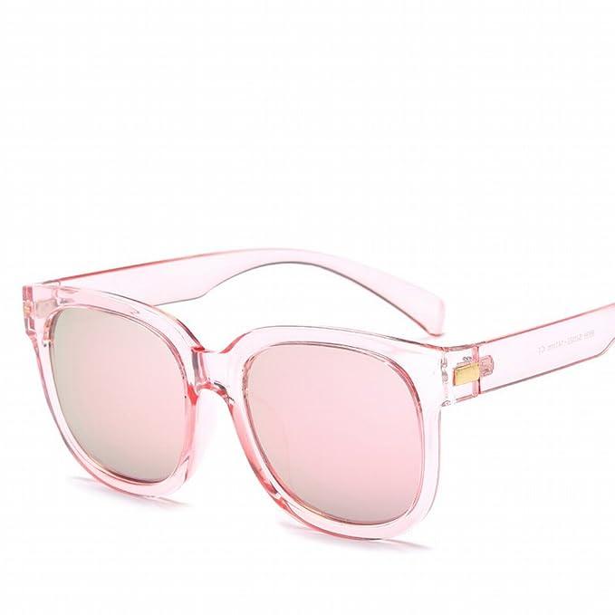 Polarisierte Retro-Farbfilm Weibliche Sonnenbrille Polarisierte Sonnenbrille , Helles Schwarzes und Purpur