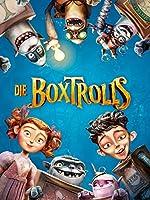 Filmcover Die Boxtrolls