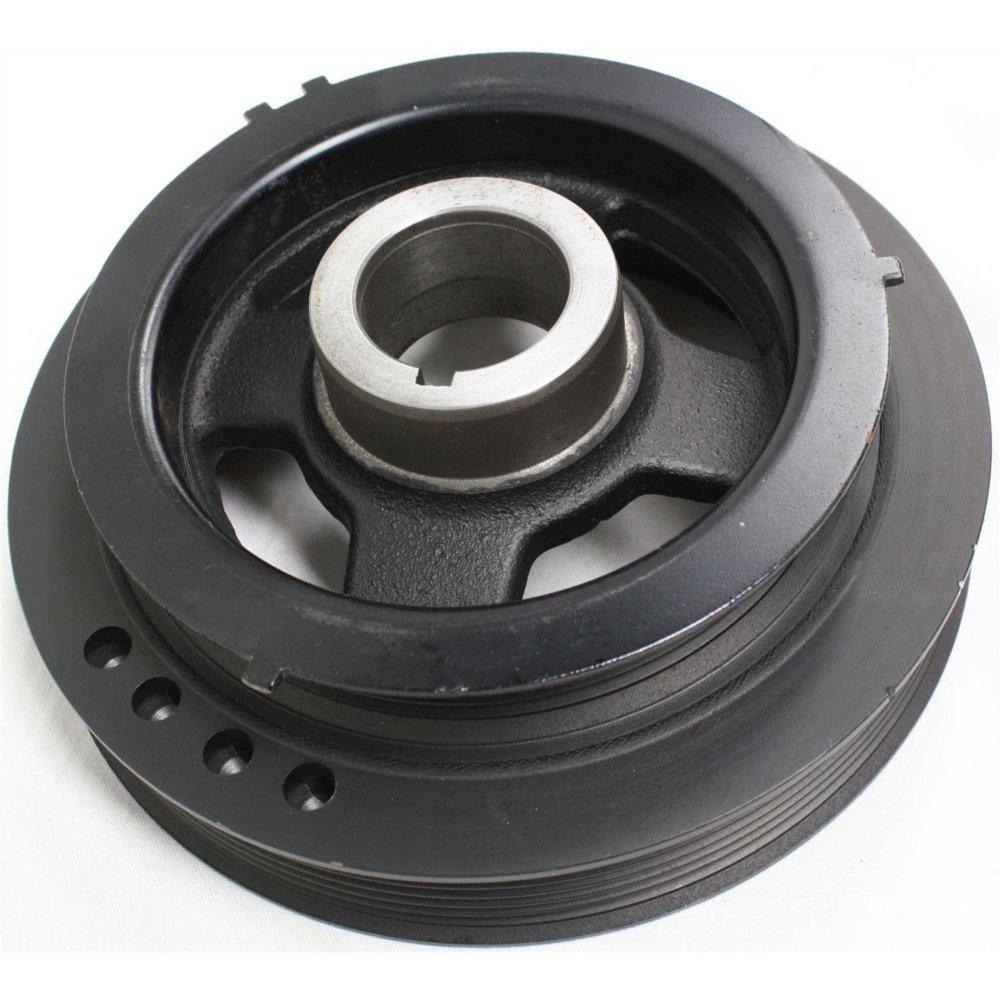 Harmonic Balancer for Nissan Maxima 95-01 (2988 cc): GAS: FI: N: VQ30DE; Hol.# 309-50232 Evan-Fischer