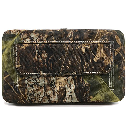 Rhinestone West Justin Angel Tree Concealed Wing Cross Carry Handbag Shoulder Bling Purse Orange Plain Wallet Camouflage xIpdwd