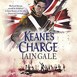 Keane's Charge Audiobook