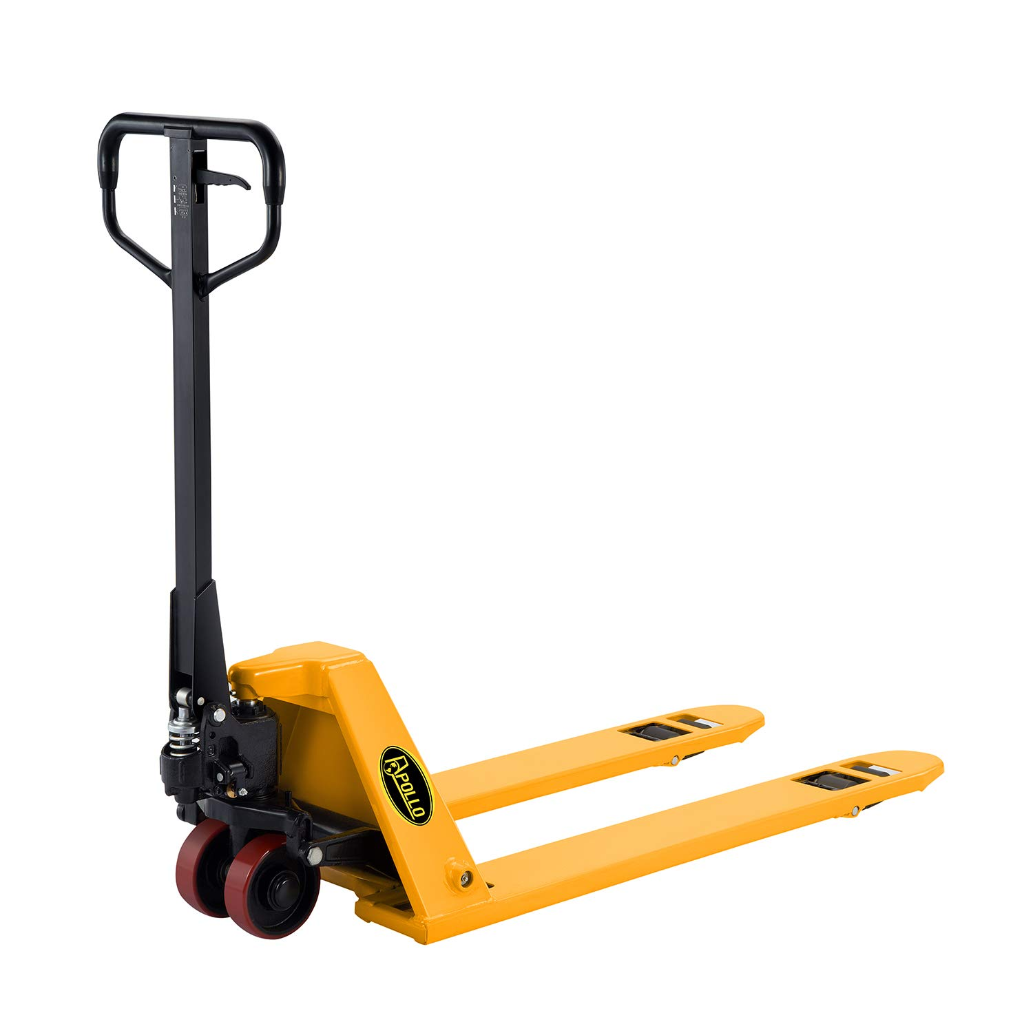 Apollolift 1.4'' Low Profile Manual Pallet Jack/Pallet Truck 2200lbs Capacity 48''L×27''W BFL-2