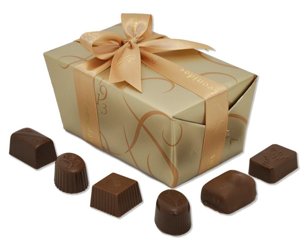 Leonidas Belgian Chocolates: 1 lb Milk Chocolates Assortment