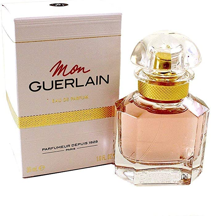 03d103b0186 Amazon.com  Guerlain Mon Guerlain for Women 1.0 Oz Eau De Parfum ...