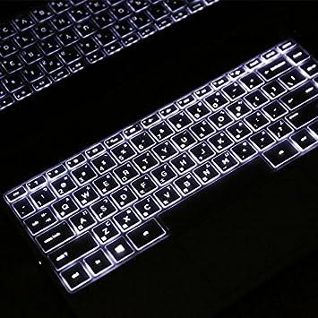 """XSKN – Skin para teclado para HP Spectre x360 2 en 1 15,6 """""""