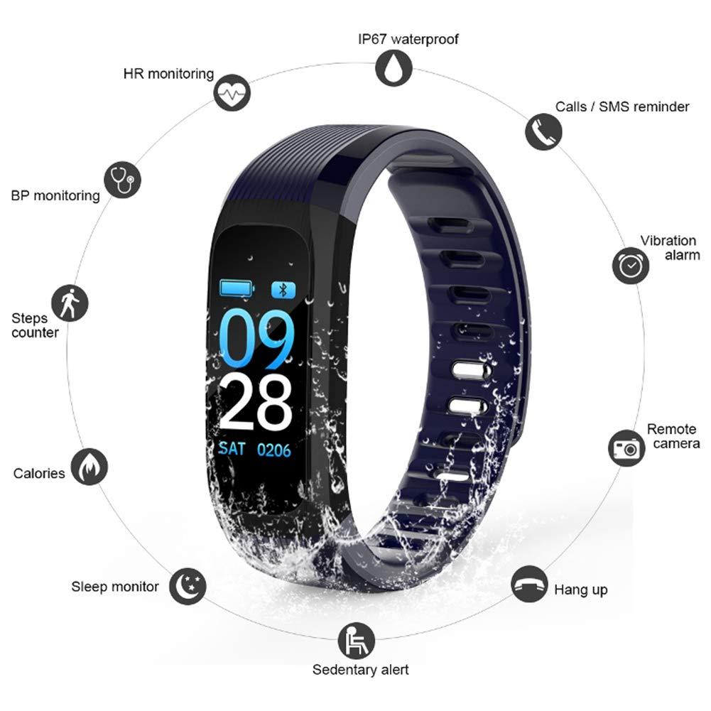 Amazon.com: NIANPU UP9 PRO - Reloj inteligente de actividad ...