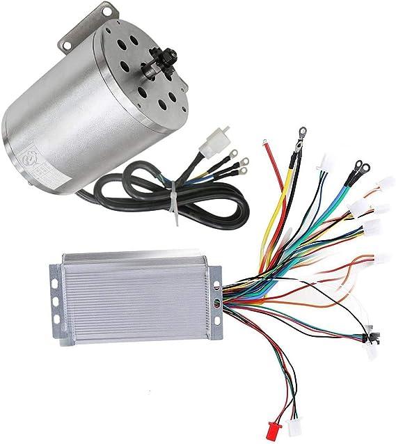 zxtdr 48 V 1800 W motor eléctrico sin escobillas motor y ...