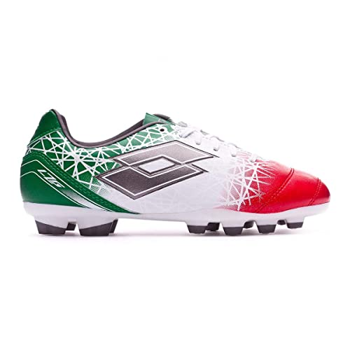 Lotto Lzg 700 X FG Jr, Botas de Fútbol Unisex Niños: Amazon.es: Zapatos y complementos