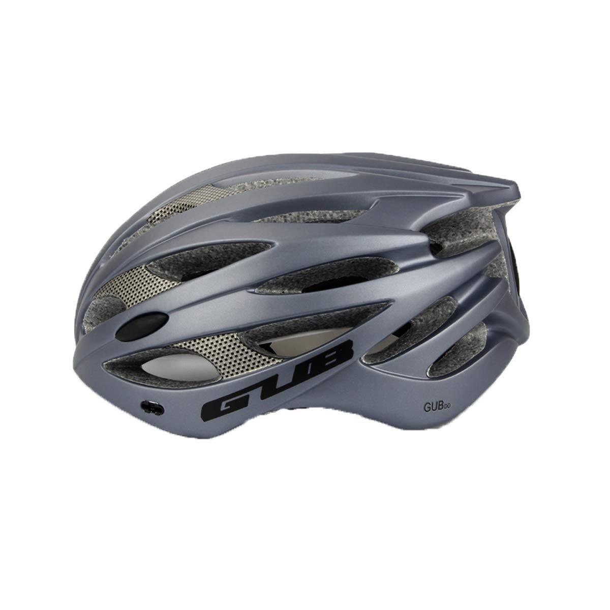 Muziwenju Road Bike Helmet, Traverse H1 2-in-1 Convertible Ski & Snowboard/Bike & Skate Helmet with 28 Vents Latest Style, Practical (Color : Black, Size : XL(58-65 cm))