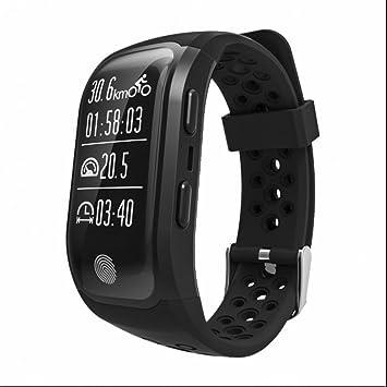 Bracelet connecté Bluetooth montres connectée podomètre Sports Extérieurs Montre,Pisteur fitness,Sommeil chronomètre,