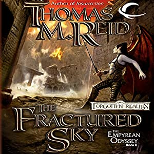 The Fractured Sky Audiobook