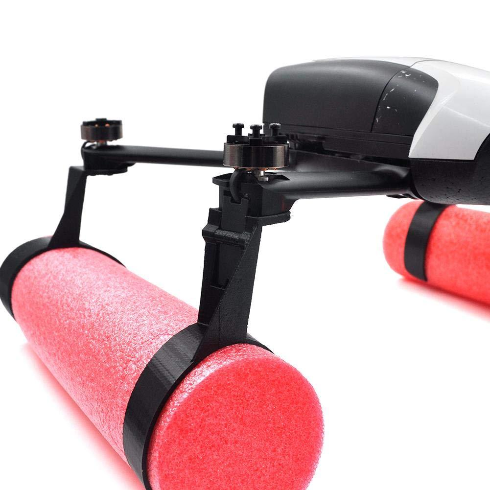 Dron cuadricóptero, para Parrot BEBOP 2, set de 2 chasis: Amazon ...