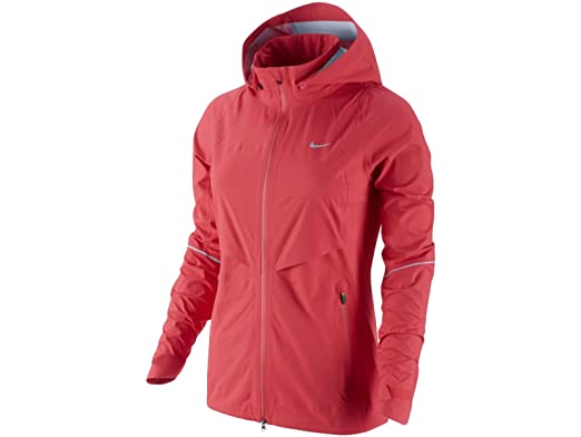 9a46b6f3994a Nike Rain Runner Women s Running Jacket - HO14  Amazon.co.uk  Sports ...