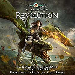 Revolution: A The Rise of Magic, Book 4