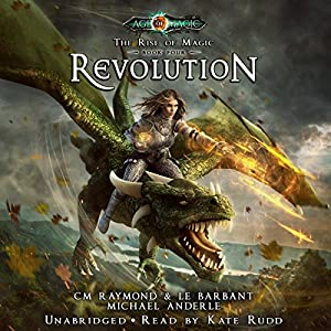 Revolution: A The Rise of Magic, Book 4 Audiobook