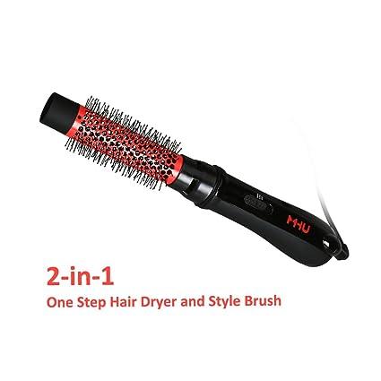MHU secador de pelo profesional iónico con motor AC | calefacción por infrarrojos lejanos con difusor